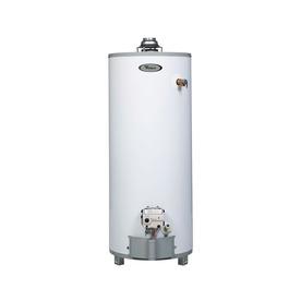 Whirlpool 6th Sense Technology 40-Gallon 9-Year Short Gas Water Heater (Natural Gas)