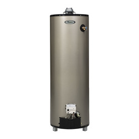 Whirlpool 6th Sense Technology 40-Gallon 12-Year Tall Gas Water Heater (Natural Gas)