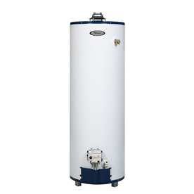Whirlpool 6th Sense 40-Gallon 6-Year Tall Gas Water Heater (Natural Gas)