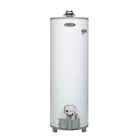 Whirlpool 6th Sense Technology 40-Gallon 9-Year Tall Gas Water Heater (Natural Gas)