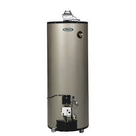 Whirlpool 6th Sense Technology 50-Gallon 12-Year Tall Gas Water Heater (Natural Gas)