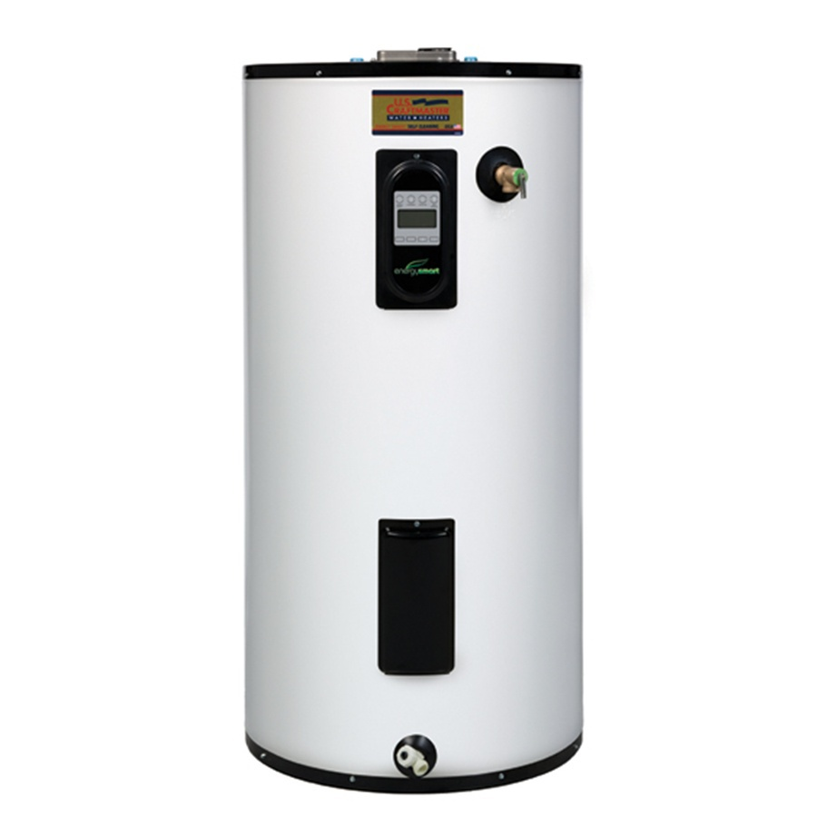 Shop U S Craftmaster 50 Gallon 12 Year Tall Electric