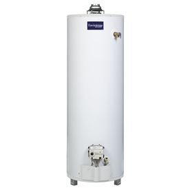 Envirotemp 40-Gallon 3-Year Tank, 1-Year Parts Tall Gas Water Heater