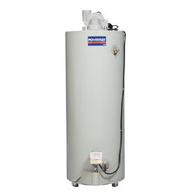 POWERFLEX 40-Gallon 6-Year Residential Tall Natural Gas Water Heater