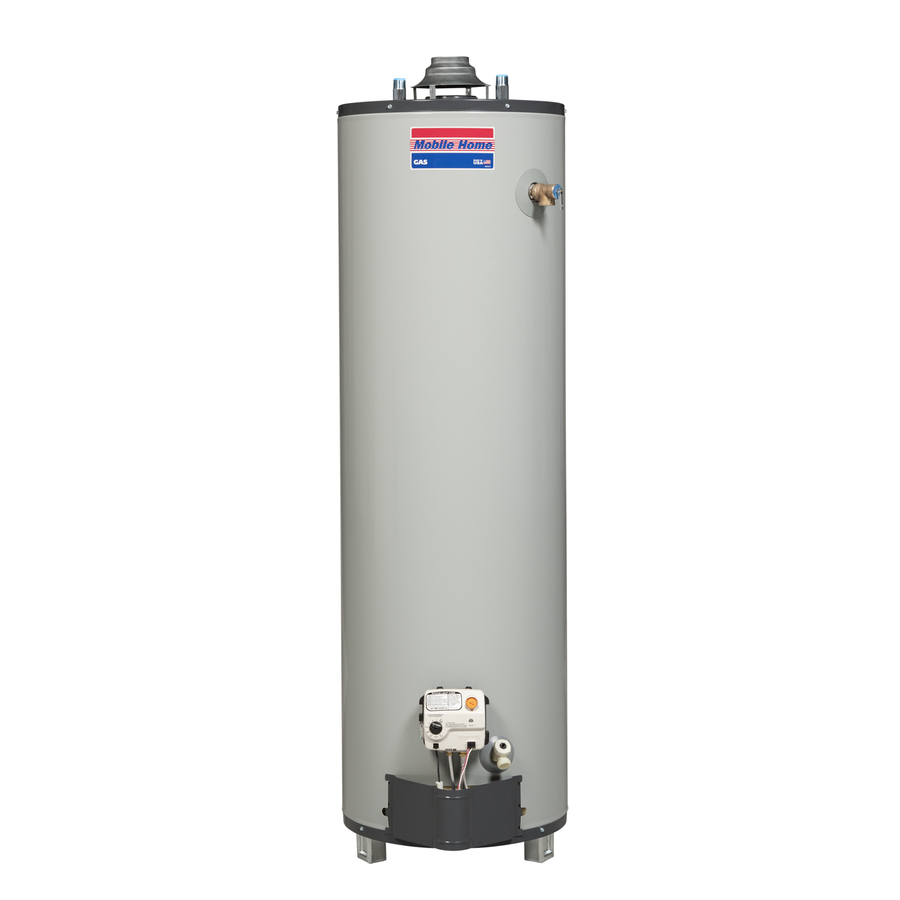 Gas Water Boiler ~ Gas water heater for mobile home