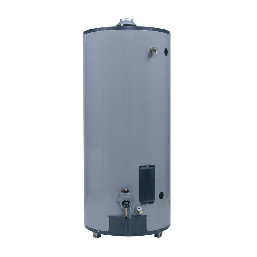 Natural Gas Water Heater Cost