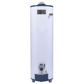 U.S. Craftmaster 50-Gallon 12-Year Tall Gas Water Heater (Liquid Propane)