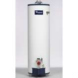 Bradford White 40 Gallon Natural Gas M-I-40T6FBN 40 Gallon natural gas 40,000 BTU/Hr. 42 gallon recovery at a 90 degree rise priced with installation in Naperville