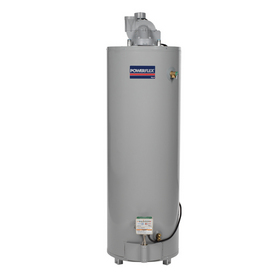 POWERFLEX DIRECT 50-Gallon 6-Year Tall Gas Water Heater (Liquid Propane)