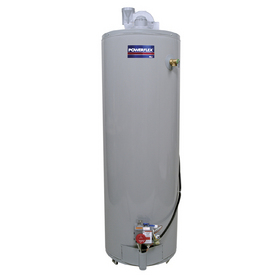 POWERFLEX 40-Gallon 6-Year Residential Tall Natural Gas Water Heater