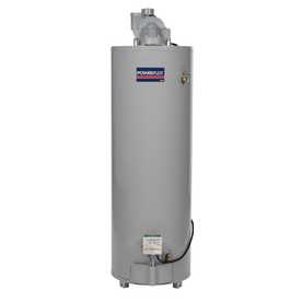 POWERFLEX 50-Gallon 6-Year Residential Tall Natural Gas Water Heater