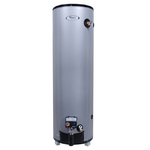 water heaters gas water heaters whirlpool 50 gallon 12 year