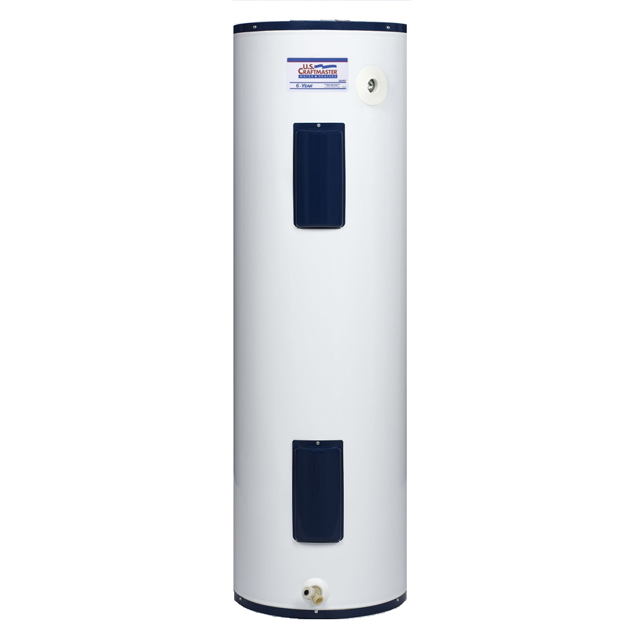Shop U S Craftmaster 40 Gallon 6 Year Regular Electric