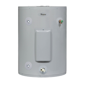 Whirlpool 19-Gallon 120-Volt 6-Year Limited Residential Short Point of Use Electric Water Heater