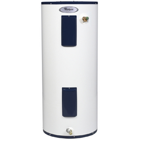 Whirlpool 50-Gallon 240-Volt 6-Year Residential Regular Electric Water Heater