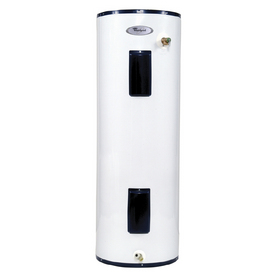 Whirlpool 40-Gallon 240-Volt 6-Year Residential Tall Electric Water Heater