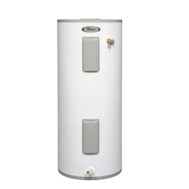 Whirlpool 40-Gallon 240-Volt 9-Year Residential Regular Electric Water Heater