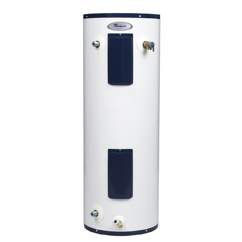 Whirlpool electric hot water heater overheating