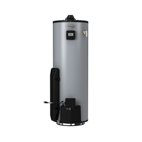 Whirlpool 40-Gallon 12-Year Tall Gas Water Heater (Natural Gas)