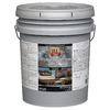 H&C 5-Gallon White Water-Based Concrete Stain