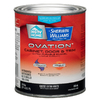 HGTV HOME by Sherwin-Williams Ovation White Gloss Latex Interior/Exterior Paint and Primer in One (Actual Net Contents: 124-fl oz)