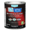 HGTV HOME by Sherwin-Williams Showcase White Flat Latex Interior Paint and Primer In One (Actual Net Contents: 29-fl oz)