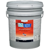 HGTV HOME by Sherwin-Williams Ovation White Flat Latex Interior Paint and Primer In One (Actual Net Contents: 640-fl oz)