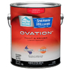HGTV HOME by Sherwin-Williams Ovation White Eggshell Latex Interior Paint and Primer in One (Actual Net Contents: 124-fl oz)