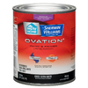HGTV HOME by Sherwin-Williams Ovation White Semi-Gloss Latex Interior Paint and Primer In One (Actual Net Contents: 31-fl oz)