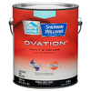 HGTV HOME by Sherwin-Williams Ovation White Flat Latex Interior Paint and Primer In One (Actual Net Contents: 118-fl oz)