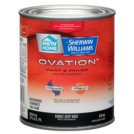 Display Product Reviews For Ovation Tintable Eggshell Latex Interior Paint And Primer In One Actual