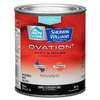 HGTV HOME by Sherwin-Williams Ovation White Flat Latex Interior Paint and Primer In One (Actual Net Contents: 29-fl oz)
