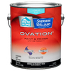 HGTV HOME by Sherwin-Williams Ovation White Eggshell Latex Interior Paint and Primer In One (Actual Net Contents: 116-fl oz)