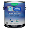 HGTV HOME by Sherwin-Williams Ovation Tint Base Satin Latex Exterior Paint (Actual Net Contents: 124-fl oz)