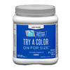 HGTV HOME by Sherwin-Williams White Eggshell Latex Interior Paint and Primer In One (Actual Net Contents: 29.5-fl oz)