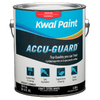 Kwal Accu-Guard White Eggshell Latex Interior Paint (Actual Net Contents: 124-fl oz)