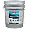 Kwal Accu-Guard White Semi-Gloss Latex Interior Paint (Actual Net Contents: 620-fl oz)