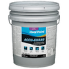 Kwal White Semi-Gloss Latex Interior Paint (Actual Net Contents: 620-fl oz)