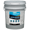 Kwal Accu-Guard White Eggshell Latex Interior Paint (Actual Net Contents: 590-fl oz)