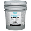 Property Advantage Property Advantage White Semi-Gloss Latex Interior Paint (Actual Net Contents: 640-fl oz)