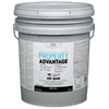 Property Advantage Property Advantage White Flat Latex Interior Paint (Actual Net Contents: 640-fl oz)