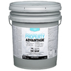 Property Advantage Property Advantage White Eggshell Latex Interior Paint (Actual Net Contents: 620-fl oz)