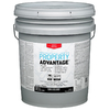 Property Advantage Property Advantage White Semi-Gloss Latex Interior Paint (Actual Net Contents: 620-fl oz)