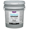 Property Advantage Property Advantage White Flat Latex Interior Paint (Actual Net Contents: 620-fl oz)