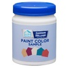 HGTV HOME by Sherwin-Williams White Interior Satin Paint Sample (Actual Net Contents: 7.75-fl oz)