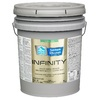 HGTV HOME by Sherwin-Williams Infinity White Acrylic Interior Paint and Primer In One Paint