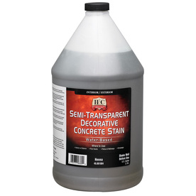 H&C Gallon Henna Concrete Stain