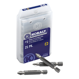 Kobalt 1-in Screwdriver Bit