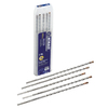 Kobalt 5-Pack Rotary Masonry Drill Bits