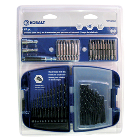 Kobalt 67-Piece Drill and Drive Set